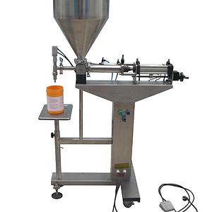 活塞式定量液体灌装机