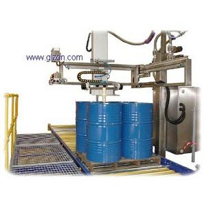 吨桶自动称重灌装机 IBC桶灌装机