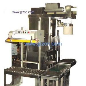 无尘粉料包装机,绞龙送料包装机(10-50kg)