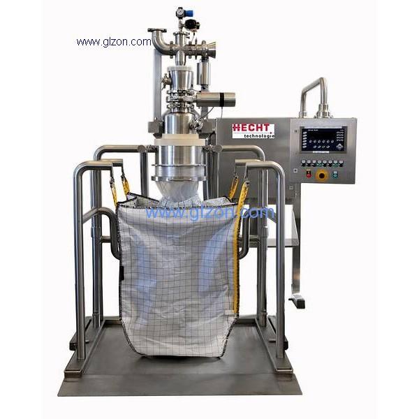 重力式吨袋称重包装机 颗粒吨袋包装机