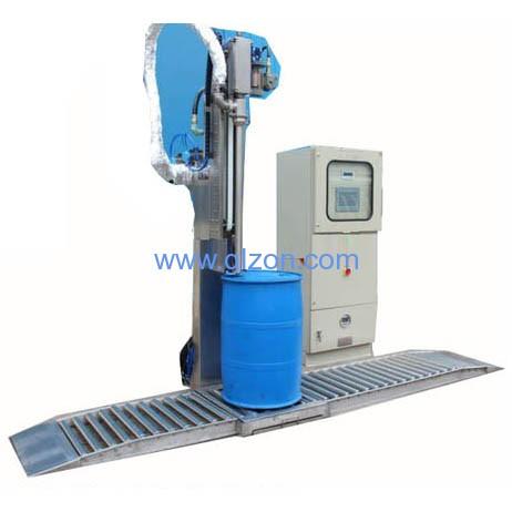 200升大桶灌装机-自动灌装机