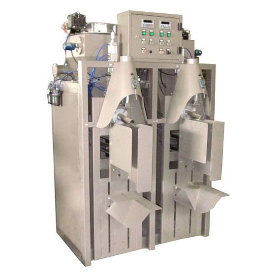 干粉砂浆包装机的技术发展