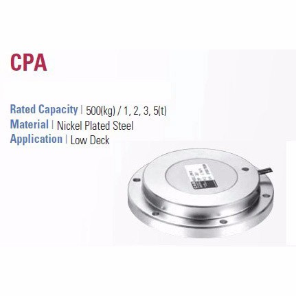 CAS CPA loadcells (500kg-5tf)