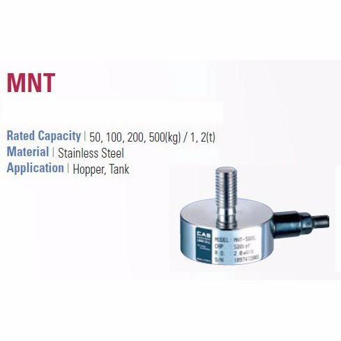 CAS MNT loadcells (50kg-2T)