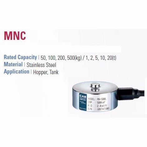 CAS MNC loadcells (50kg-20tf)