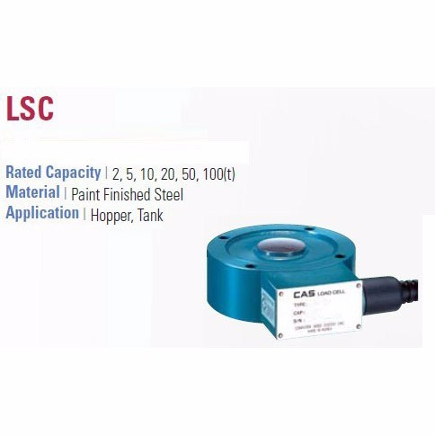 CAS LSC loadcells (2tf-100tf)