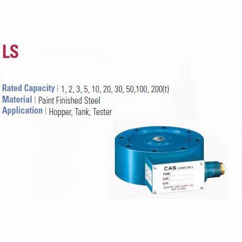 CAS LS 1-300t pancake load cell