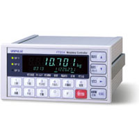Unipulse F701-C weighing controller with accumulation function
