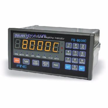 Fine FS-8000C(FS-1000C) indicator