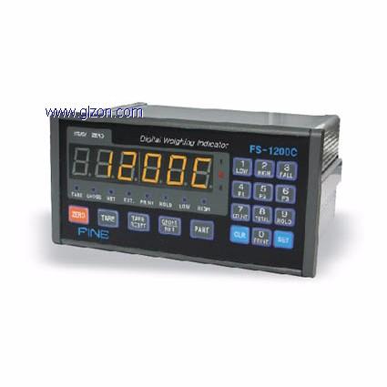 Fine FS-1200C weighing controller