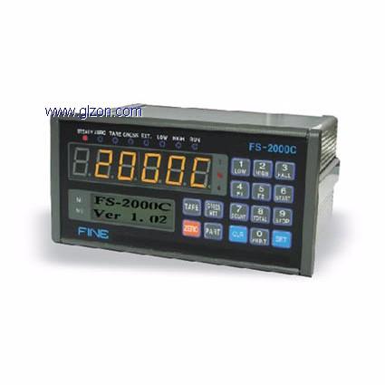 Fine FS-2000C weighing controller