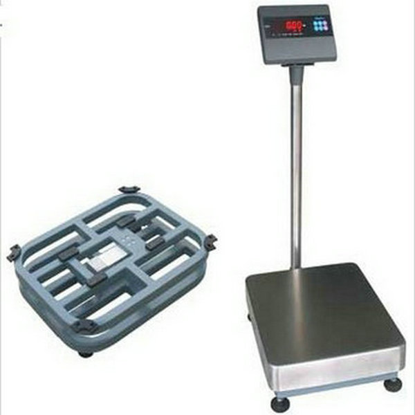 150kg 400*500mm weighing bench scale