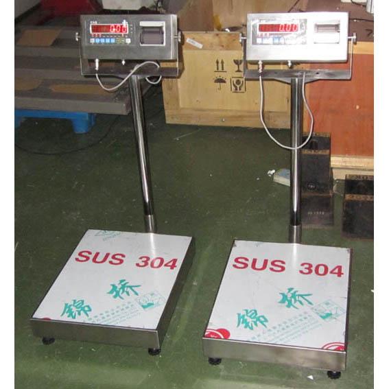ATEX explosive proof weighing scale