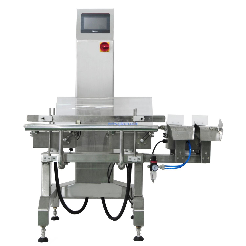 CCK-300称重分拣机,重量剔除机