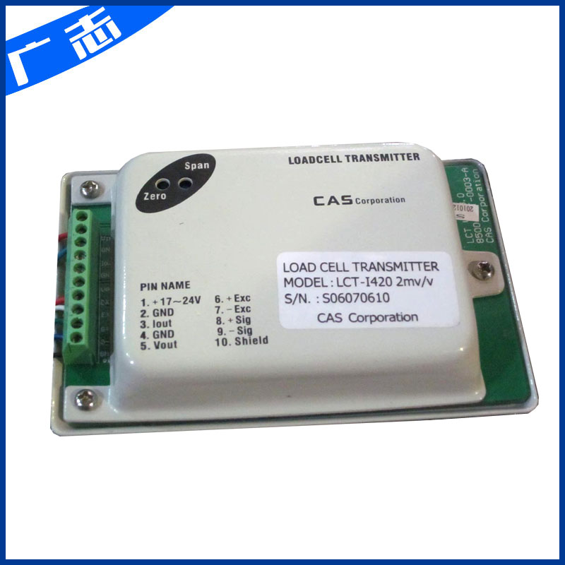Weight transmitter LCT-I420 LCT-V010 loadcell signal transmitter 4-20mA output