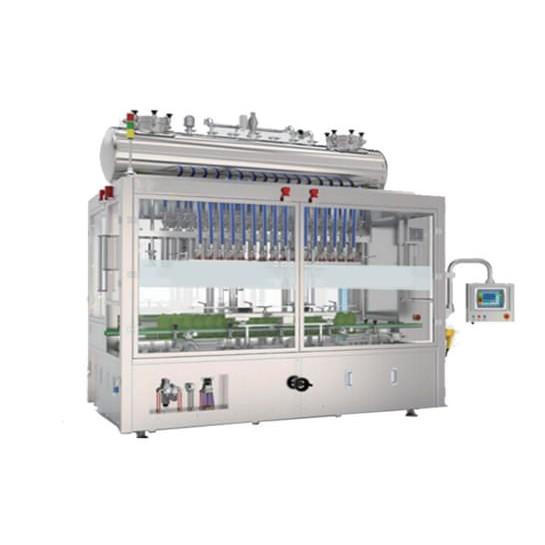 GZM-5000活塞式灌装机