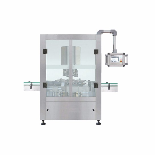 Automatic bottle Thread sealing machine