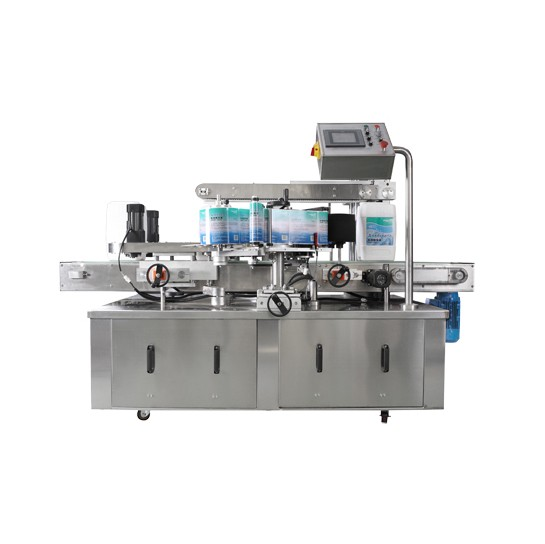 GZM-5000不干胶贴标机
