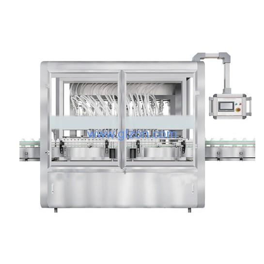 GZM-1000活塞式灌装机