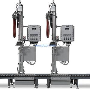 双工位液面下自动灌装机 200升灌装机