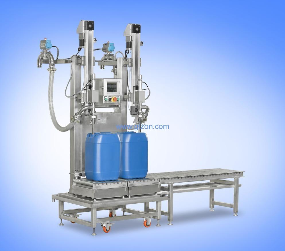 25升方桶液面下灌装机 化工灌装机