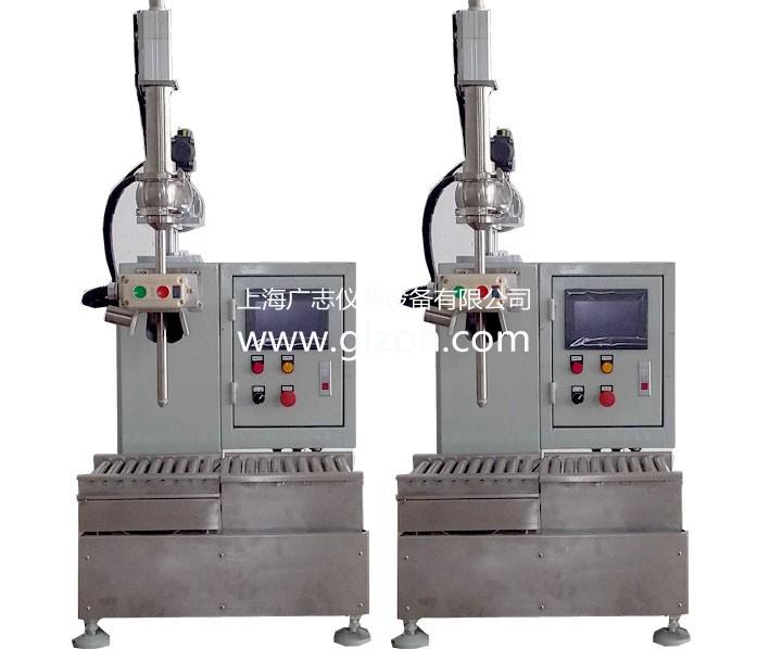 18升自动灌装机 丙烯酸液体灌装机