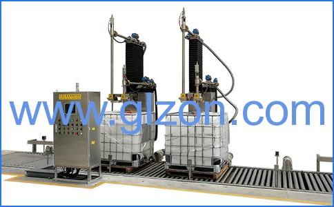 吨桶自动灌装机自动对口定位的技术要求