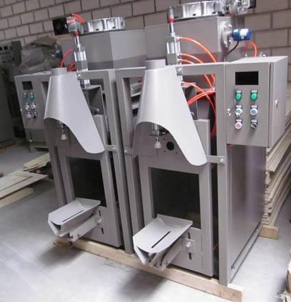 干粉砂浆包装机的给料机设计