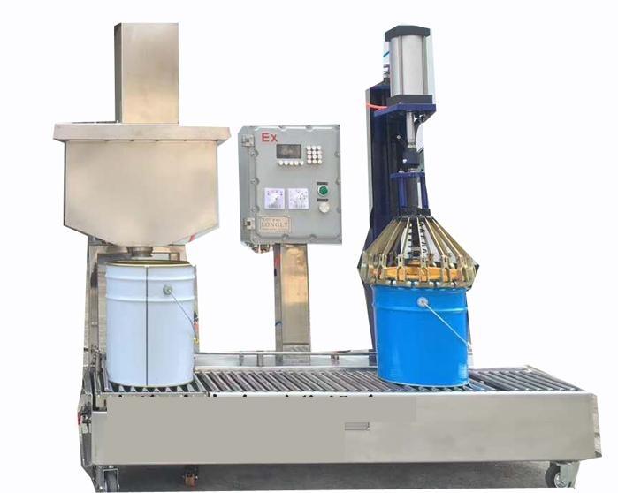 定量灌装机适用于哪些领域定量灌装机如何调试灌装量