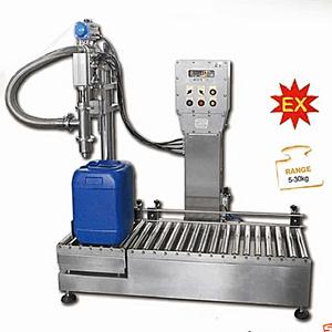 耐酸碱灌装机_硫酸灌装机_盐酸灌装机