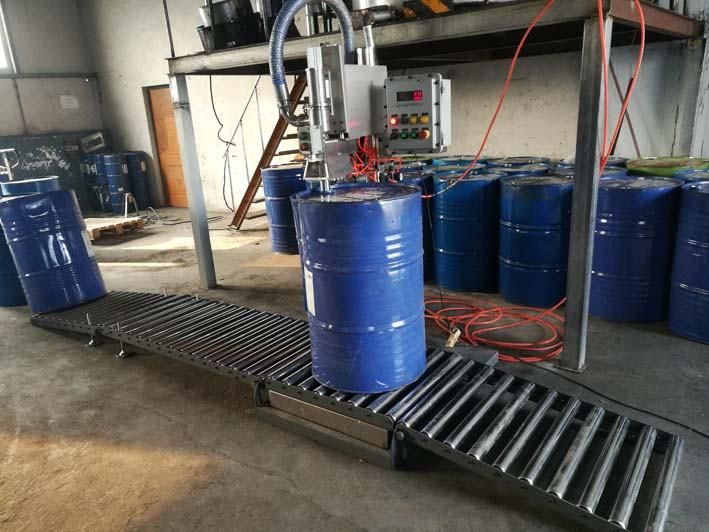 密闭型全自动灌装系统技术要求