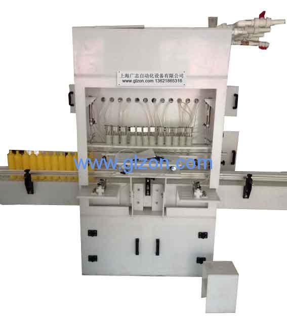 84消毒液灌装机|医用消毒液灌装机生产线