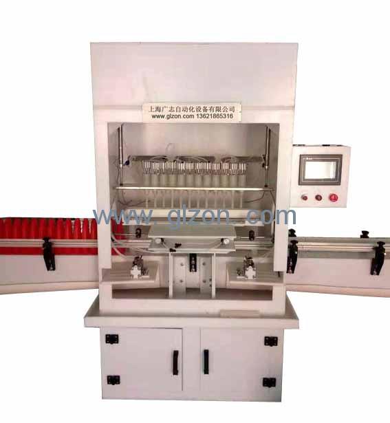 医用消毒液灌装机生产线|消毒剂灌装机
