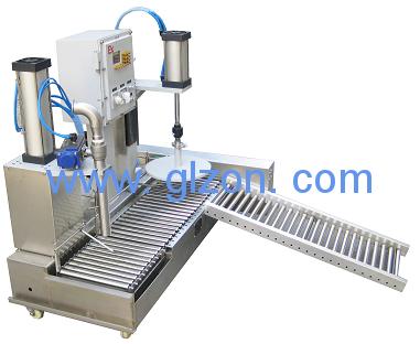 小型半自动液体灌装机 膏体灌装机厂家直销