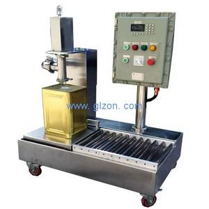 树脂、固化剂、胶水灌装机